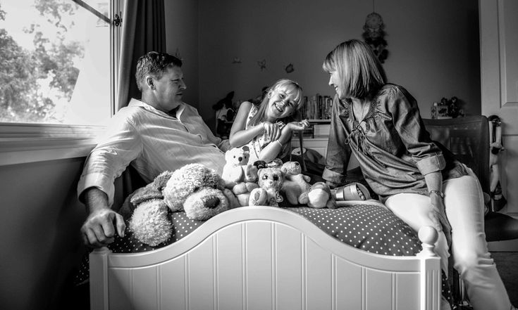 Grahame, Jodie, & Bella Keys' photo-documentary session. | All Things SKW