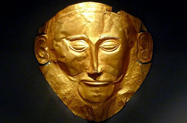 Questioning the Mycenaean Death Mask of Agamemnon