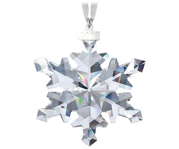 Swarovski Annual Edition 2012 Christmas Ornament