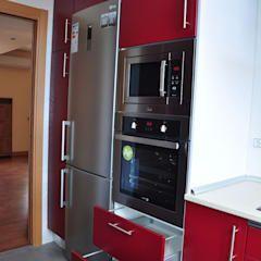 moderne Küche von Traber Obras