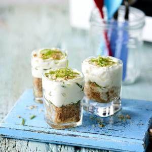 Asda Good Living | Microwavable Lime Cheesecake