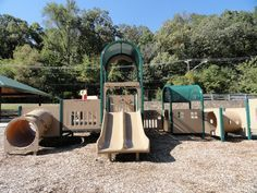#Race down the #slide and see who #wins at #Merrill #Pioneer #Park in #Algonquin #Illinois #kids #play #fun #family #summer