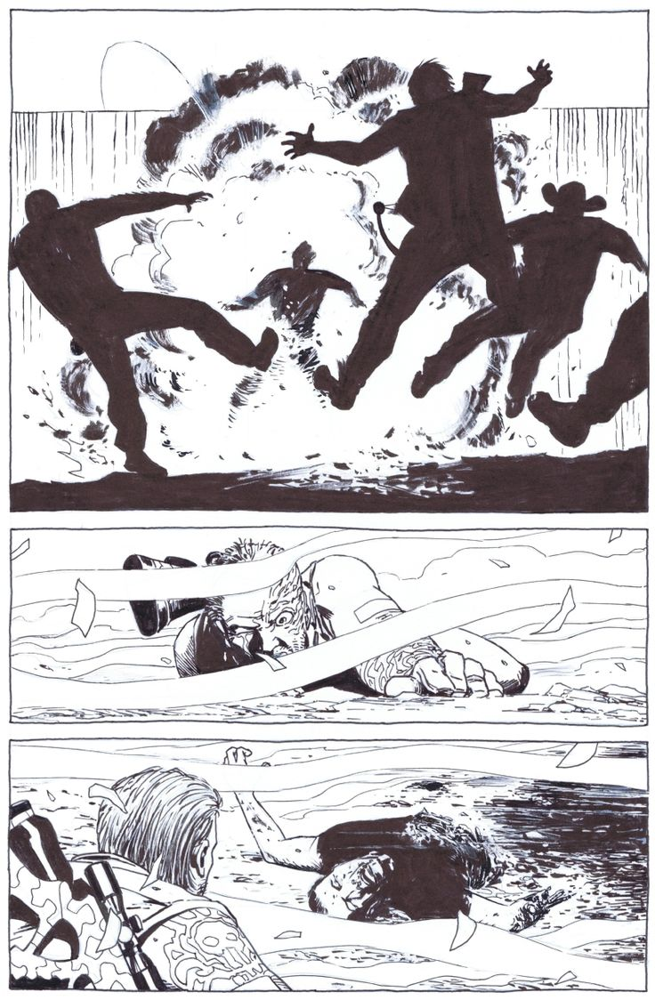 24 best Charlie Adlard images on Pinterest | Comic books ...