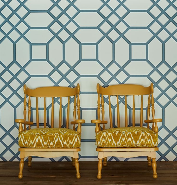 Fabrics, wallpapers, armchairs, sofas, chairs or puffs | Gastón y Daniela