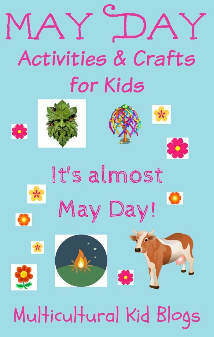 May Day is a wonderful time to celebrate the longer days and warmer weather that this season brings to many parts of the world. Here is more on the origins of May Day, plus fun crafts and activities for kids!