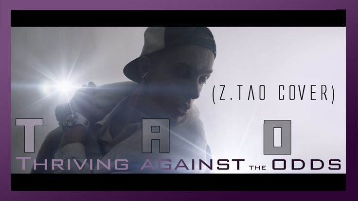 T.A.O (Z.Tao English Cover) by Ronnie Icon (黄子韬)