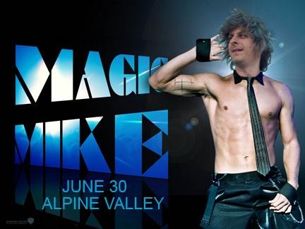 Magic Mike #phish