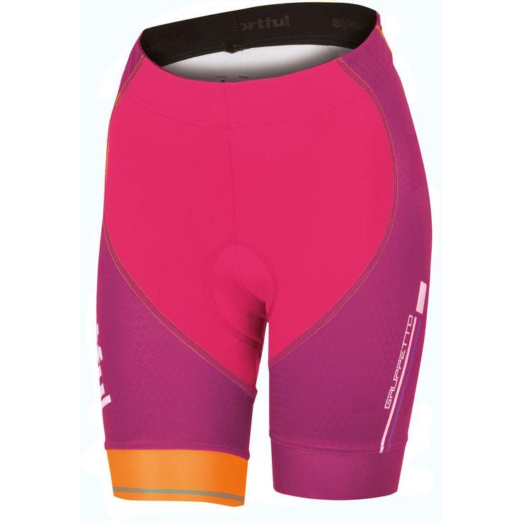 wiggle.se | Sportful - Gruppetto Shorts - Dam | Cykelbyxor av elastan