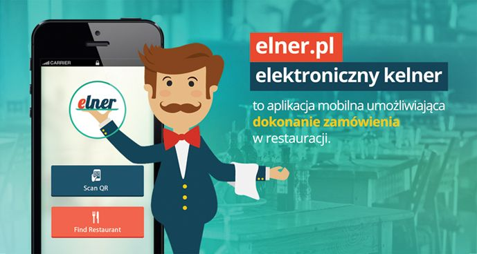 #Elner Elektroniczny kelner http://elner.pl/