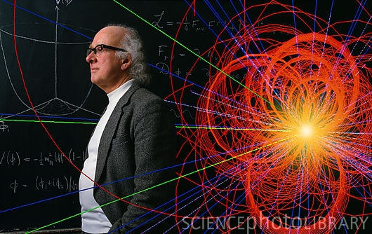 Prof. Peter Higgs with Event Simulation: Universe 01, Peter O'Toole, Geek Stuff, Engine Revolutionary, Events Simulator, Peter Higgs, Science Engine