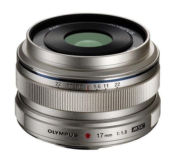 Olympus M.Zuiko Digital 17mm f/1.8 Lens - Photo Review