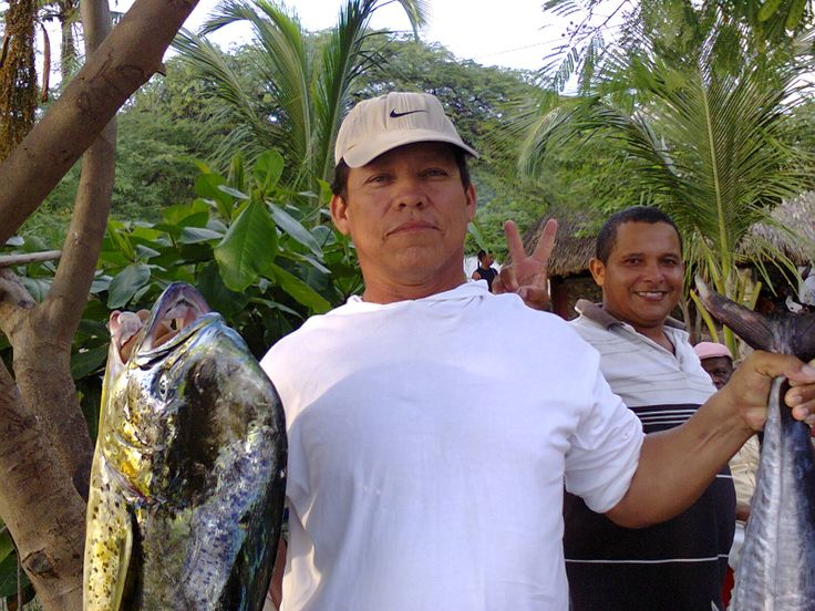 Create memories by sport fishing in Colombia.