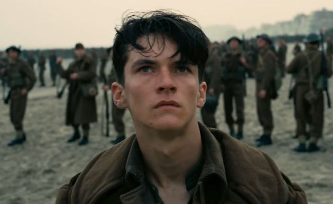 Dunkirk - the ever increasing sense of doom filled me with dread throughout, perfectly punctuated through the score and various close ups of characters looking with fear past the camera into the distance.  I thoroughly enjoyed Chris Nolan's epic, and rode the rollercoaster of emotions all over again on my second viewing!
