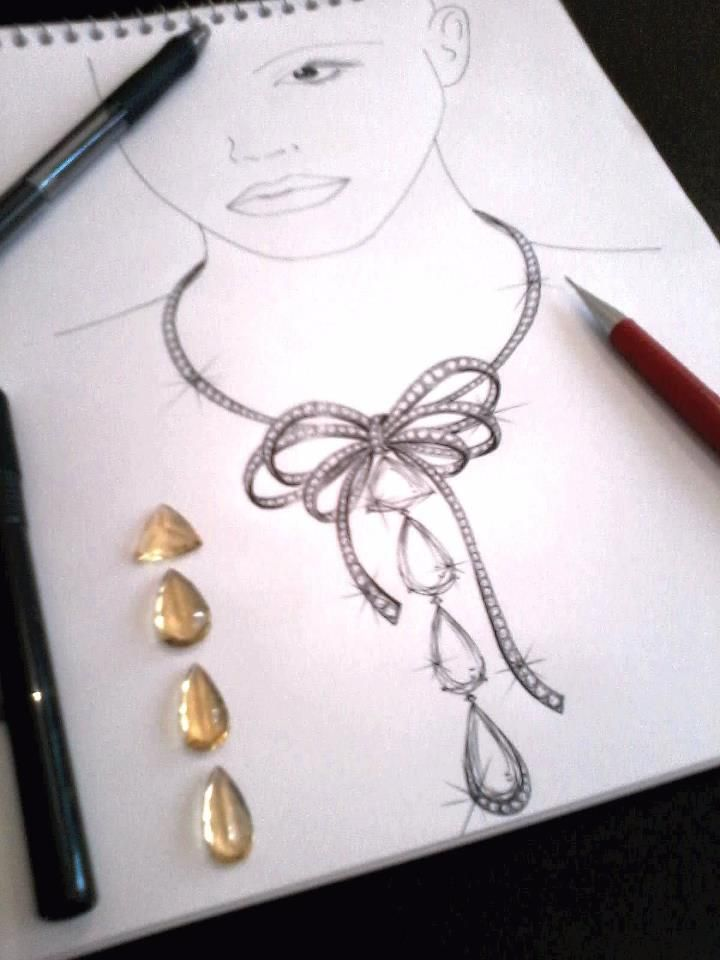 208 Best Sketch Jew Images On Pinterest | Jewellery Sketches Jewelry Sketch And Jewelry Drawing