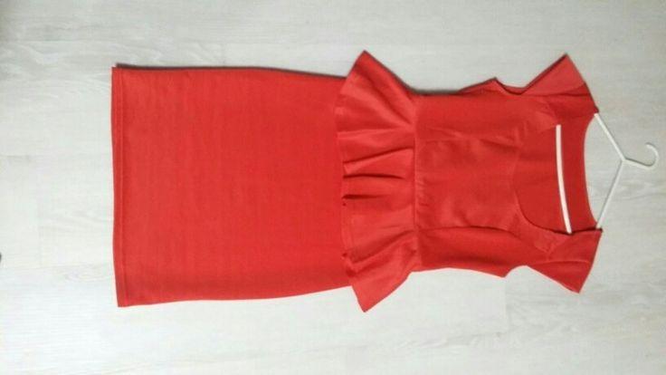 Červene šaty