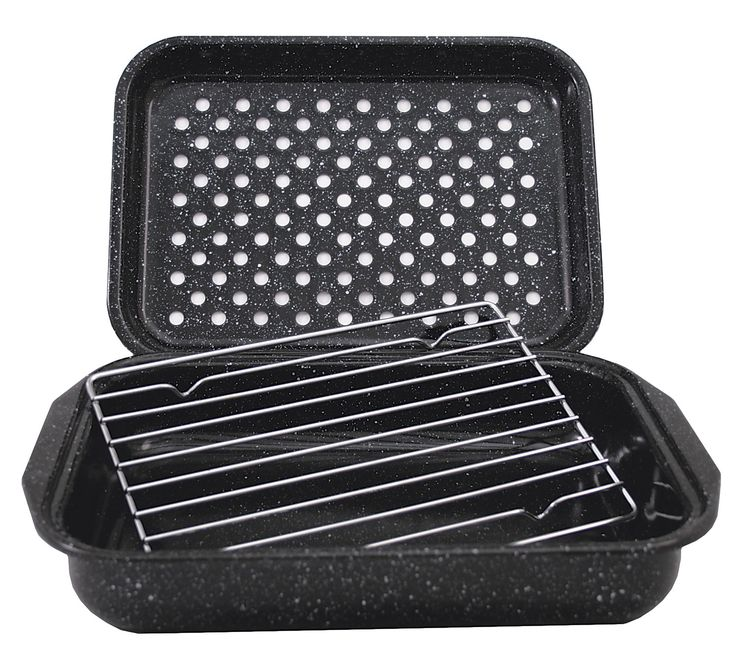 Ideal  Piece Bake Broil and Grill Set