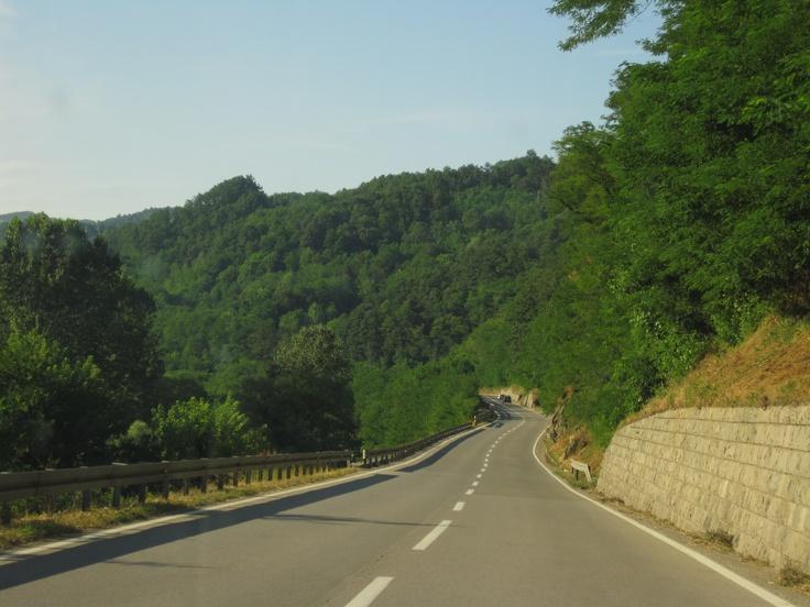 Put kroz Grdelicu za Leskovac