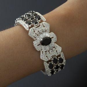 Newbridge Silverware Greta Garbo Bracelet
