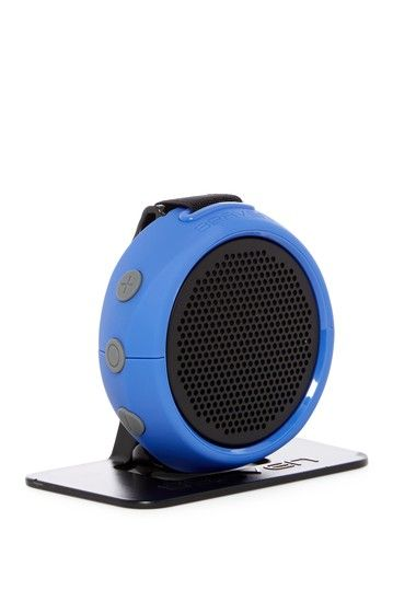 Attach the Braven 105 Portable Waterproof HD Bluetooth Speaker to any sports equ...