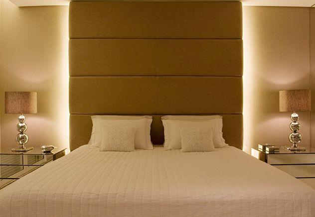 Cabeceiras para quartos pequenos