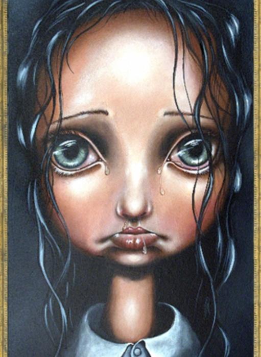 Poor Little Abigail - Angelina Wrona