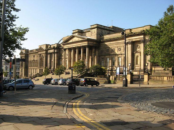* World Museum Liverpool * Liverpool, England.