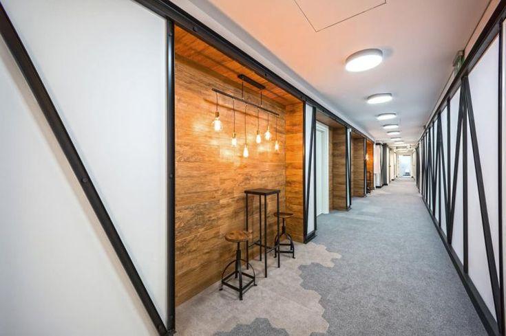 Неотразимый офис в Wroclaw, Польша для норвежской компании Opera Software создан дизайн-студией mode:lina