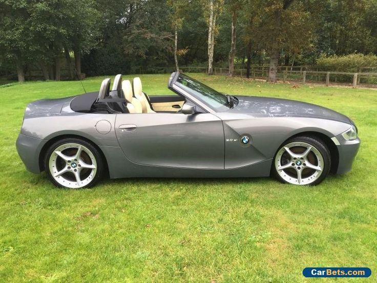 2008 BMW Z4 3.0Si Roadster 2dr #bmw #z4 #forsale #unitedkingdom