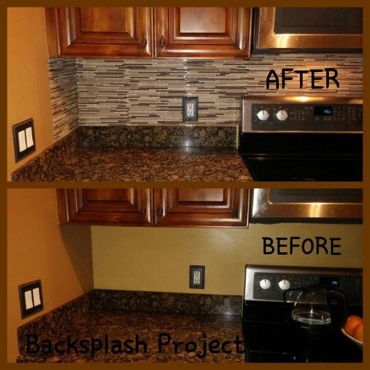 Backsplash Project
