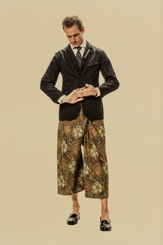 Engineered Garments Spring 2015 Menswear Collection Slideshow on Style.com