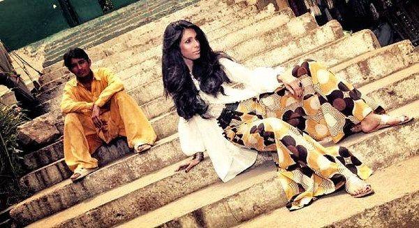 Feeha Jamshed Western Dresses 2013-2014 For Women
