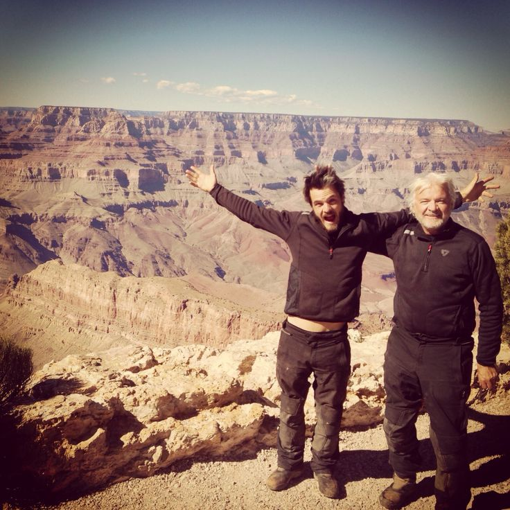 Had to take a small detour to see the Grand Canyon!