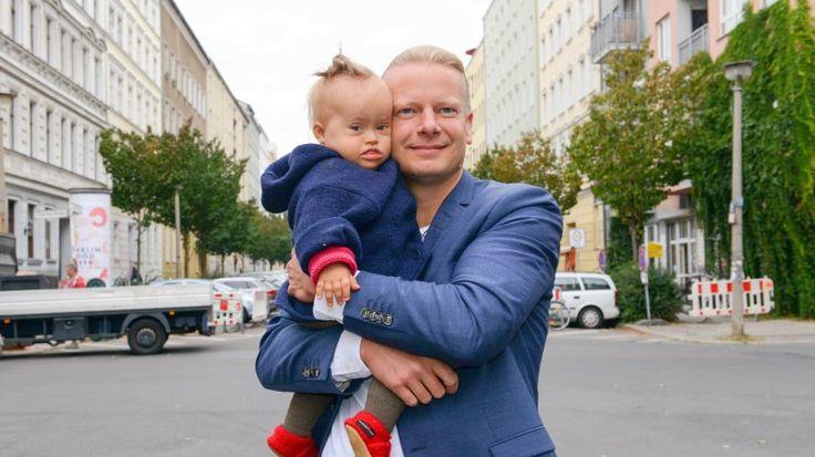 """Im Film """"24 Wochen"""" treibt eine Frau ein Kind mit Down-Syndrom ab. Wie der glückliche Vater eines Kindes mit Trisomie 21 darüber denkt."""