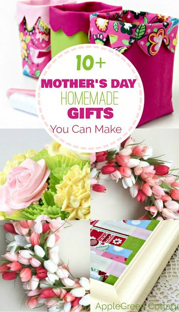 10 Mother S Day Homemade Gifts You Can Make Applegreen Cottage