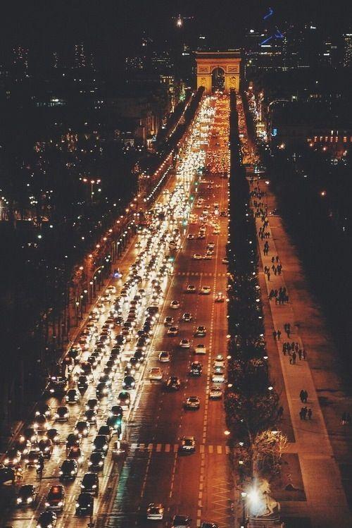 Paris City Lights