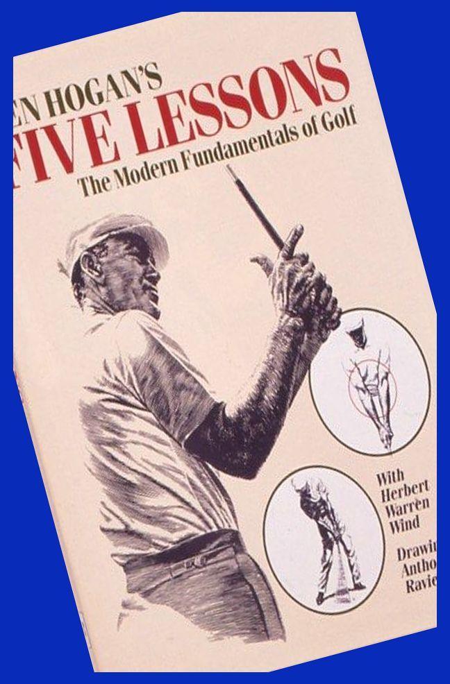 The Proper Grip and the Ben Hogan Golf Swing