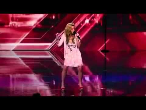 Chica con voz increible, opaca a Justin Bieber (En un programa de Talentos)