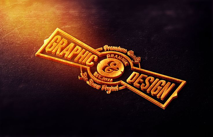 egaevans: create your name,logo, or your text into 3D Fire Gold Mock Up design for $5, on fiverr.com