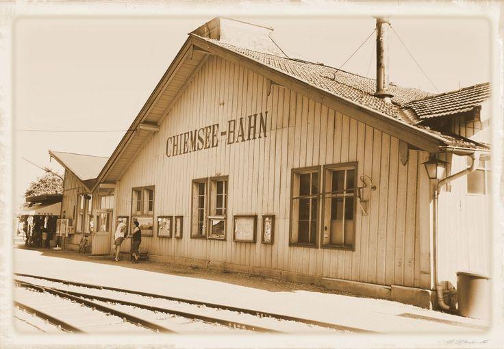 Prien Chiemsee-Bahn