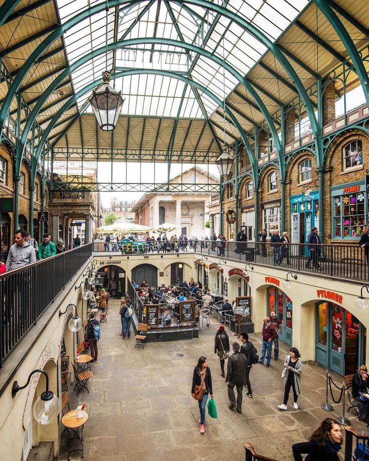 Covent Garden Market, London Great places to travel