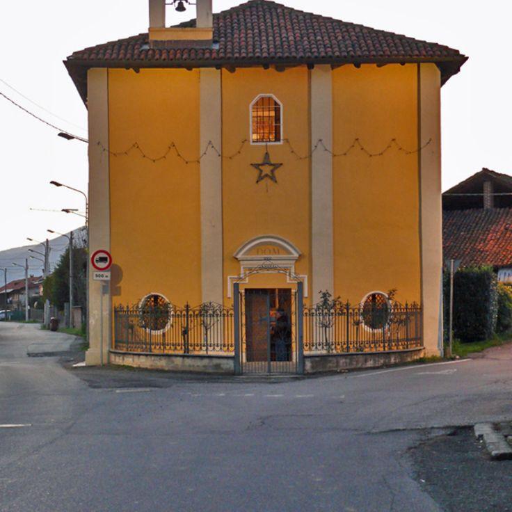 Cappella della Madonna del Pilone a Caselle Torinese (To) #Piemonte