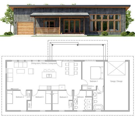 1214f138f8d03d5fafec4917fe787473 - View Small House Design Archdaily Pictures