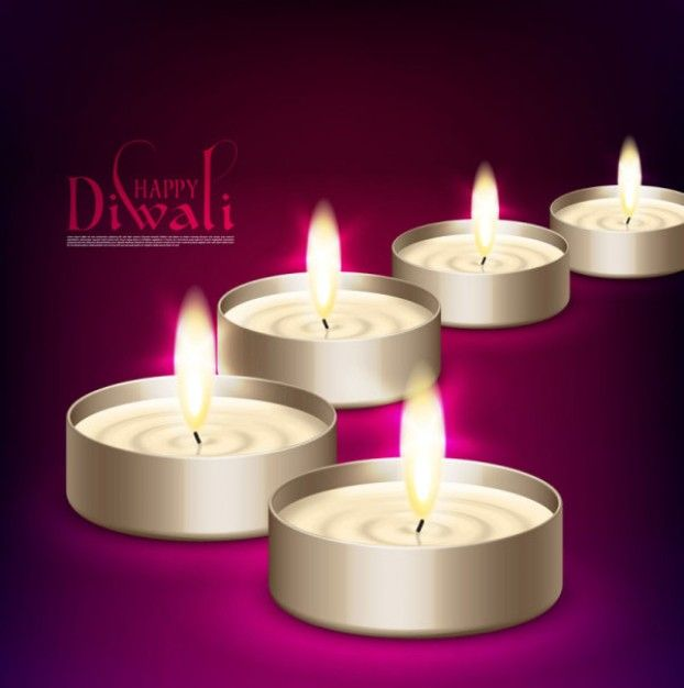 the beautiful diwali background    vector material