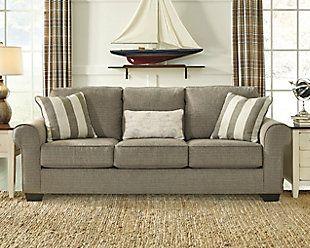 Baveria Sofa $700; Ashley Furn