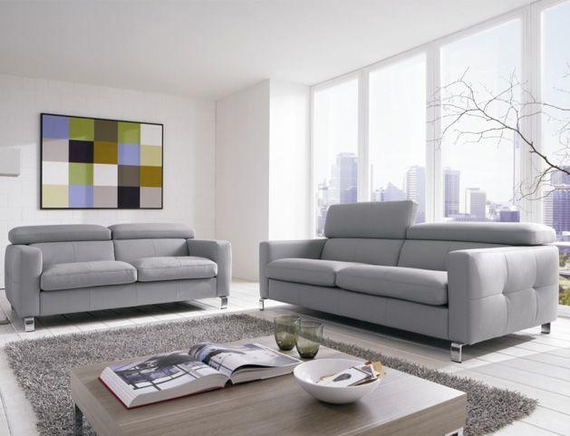 Carmen Fabric Sofa Range