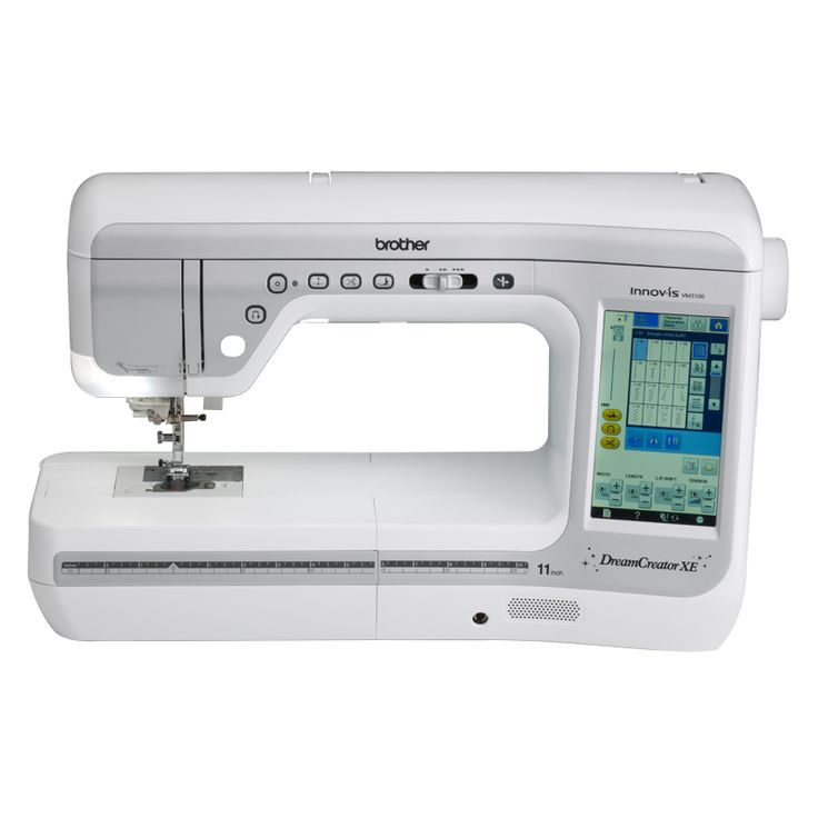 Computerised Sewing and Embroidery Machines : VM5100