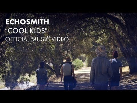 Echosmith - Cool Kids [Official Music Video] - easy breezy style....a great driving to work or school song!