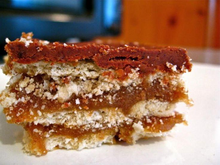 Homemade Kit Kat Bars Recipe from Divine Desserts