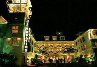 Celebration Hotel - Adapted Graham Gund design to existing floor plan