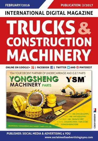 TRUCKS & CONSTRUCTION MACHINERY - February 2017